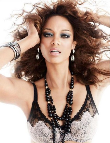 Tyra for Amica Magazine