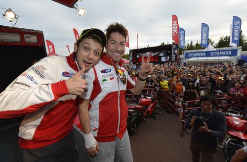 Vale and Nicky