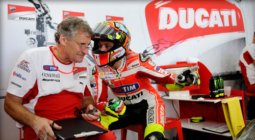 Vale with Jeremy Burgess