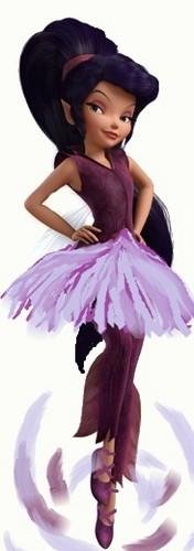 Vidia's Ballet outfit fanart