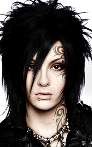 Tokio Hotel वॉलपेपर entitled Visual Kei Bill Kaulitz