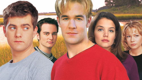 Dawson's Creek wallpaper containing a portrait called Wallpaper