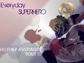 Superhero - hetalia wallpaper