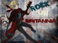 Rock On - hetalia wallpaper