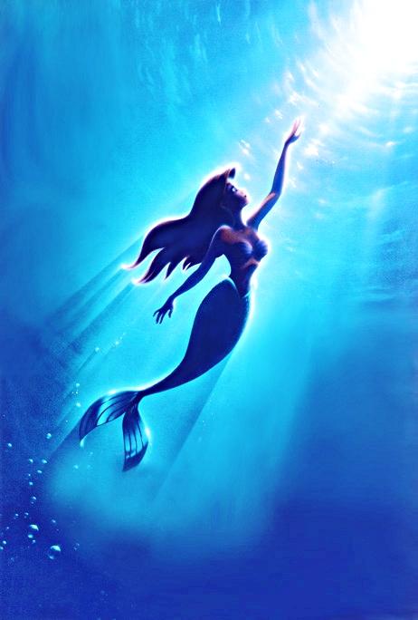 Walt Disney Posters - The Little Mermaid