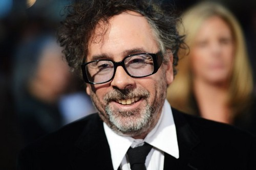 Tim burton kertas dinding with a business suit and a suit titled Wonderful Tim