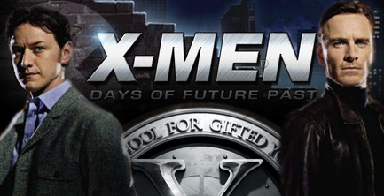 X-Men: Days of Future Past 바탕화면 probably containing a business suit titled X-Men: Days of Future Past