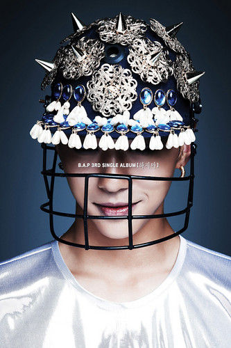Yongguk Teaser 3rd single album