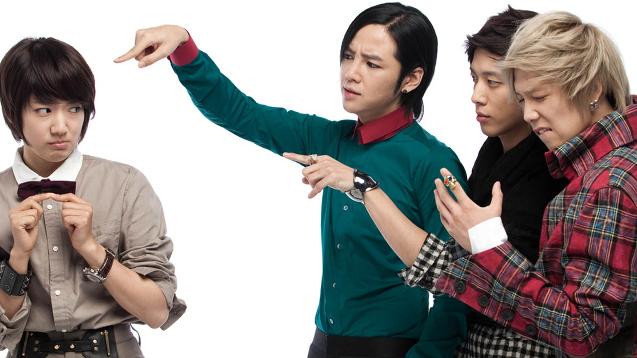 Korean Dramas You're Beautiful