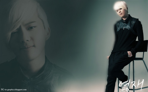 Youngjae wallpaper containing a well dressed person titled Youngjae