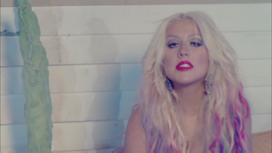 Christina aguilera your body music video