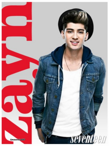 One Direction Images Zayn Malik Seventeen Magazine Photoshoot 2012 Hd Wallpaper And Background