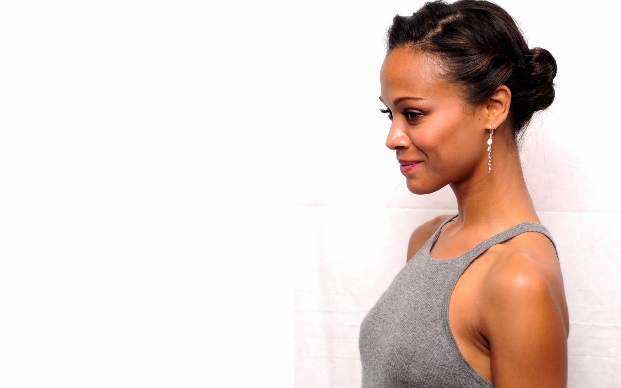 Zoe zoe saldana wallpaper 32442160 fanpop - Zoe wallpaper ...