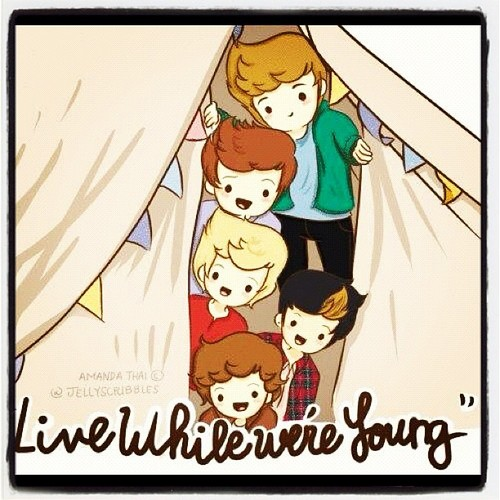 adorable lwwy cartoon