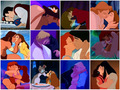 aladdin kisses - aladdin photo