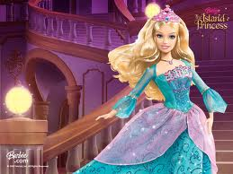 barbie island princess