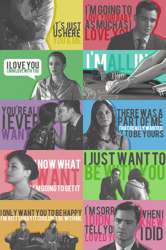 chuck & blair quotes » season five