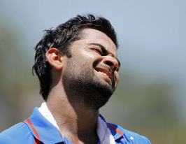 VIRAT KOHLI wolpeyper probably containing a portrait titled cute virat