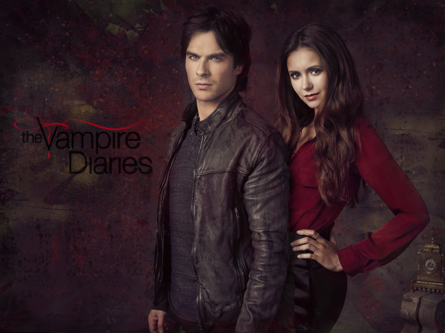 Who is elena gilbert dating in vampire diaries 1