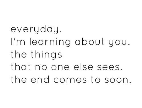 everyday...♥