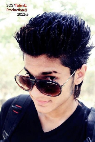 Emo Boys wallpaper possibly containing sunglasses entitled faiq munir