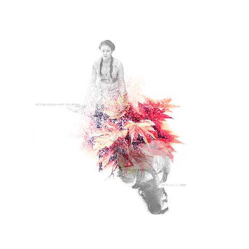 Sandor Clegane & Sansa Stark