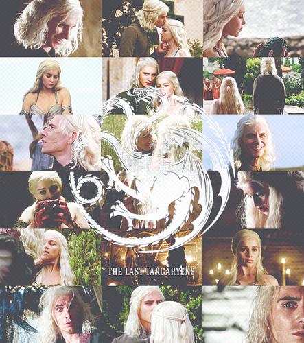Daenerys & Viserys