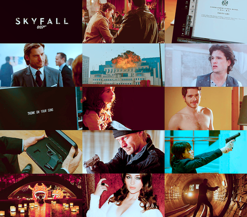 Game of Thrones as Skyfall