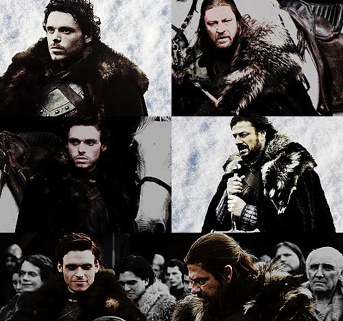 Ned & Robb