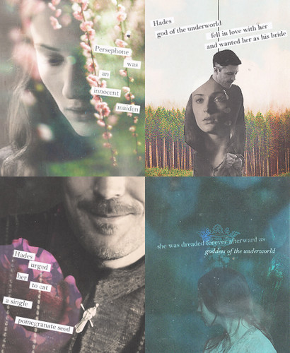 Petyr Baelish & Sansa Stark/Hades & Persephone