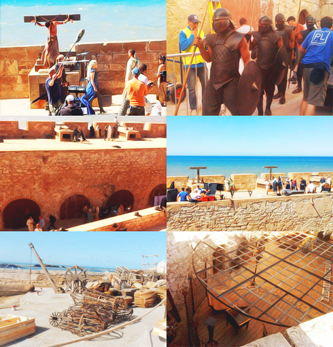 Filming in Essaouira, Morocco » Slaver's baya