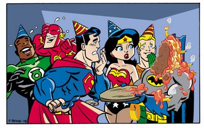 happy birthday - dc-comics Photo