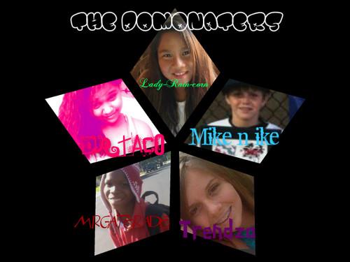 hehe My gang