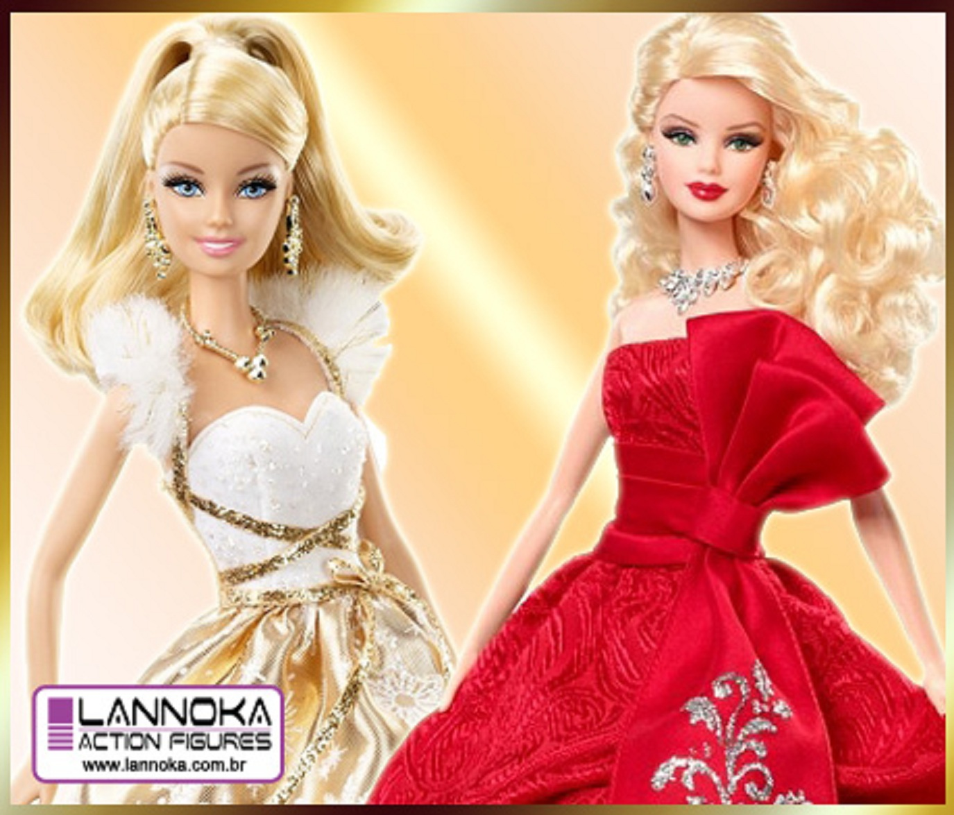 Holiday Collector Barbie Photo
