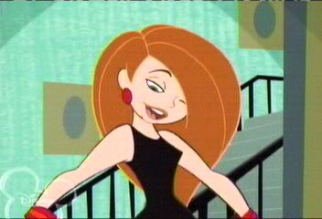 Kim Possible wallpaper probably containing anime titled hot and sexy kim