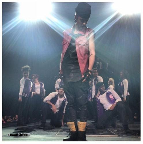 justin bieber,standby, believe tour, 2012