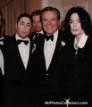 michael and david  - michael-jackson photo