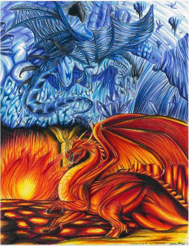 lebih api and Ice