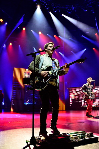 fotografias from joBros come back show, concerto 10-11-12