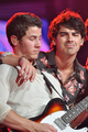 photos from joBros come back concert 10-11-12 - nick-jonas photo