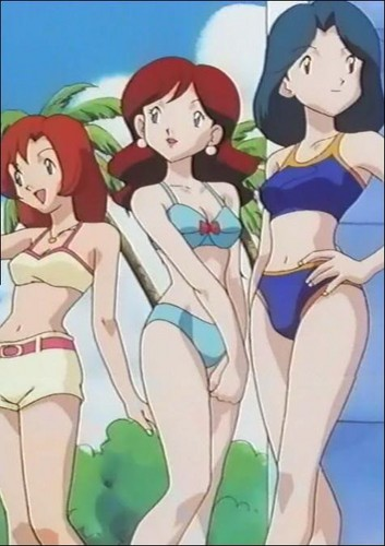pokemon girls in bikini - pokemon Photo