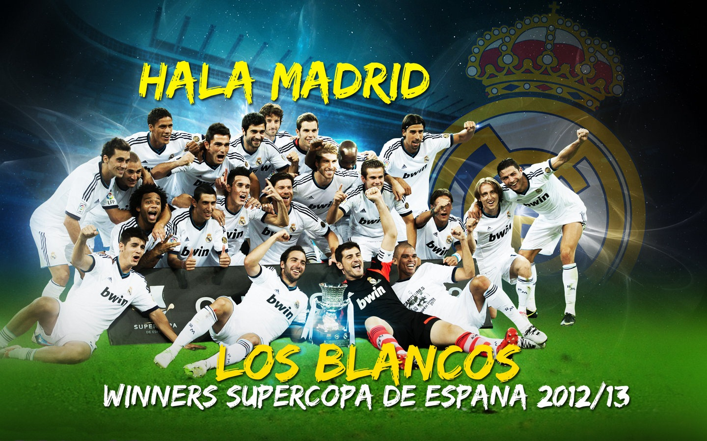 real - Real Madrid C.F. Wallpaper (32434190) - Fanpop fanclubsreal madrid
