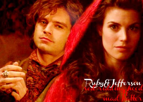 ruby & jefferson ( red & hatter )