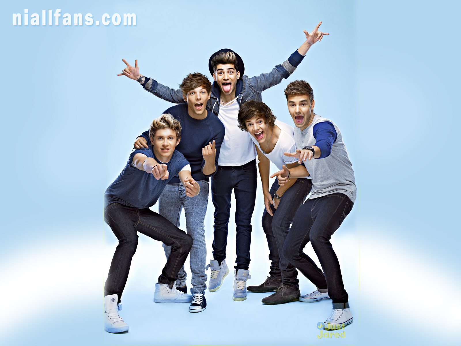 One Direction Entertainment Wallpaper