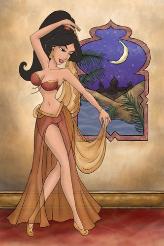 sexy disney princess