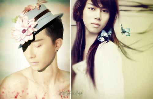 sexy, free and single HanChul ver