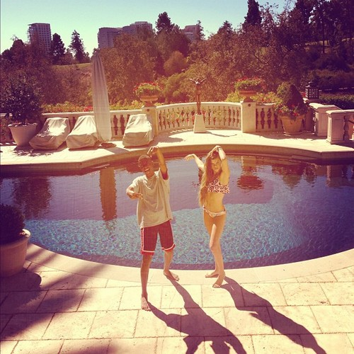 sham and sofia richie :)