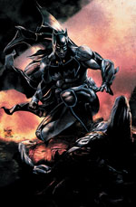 Smallville season 11 Batman