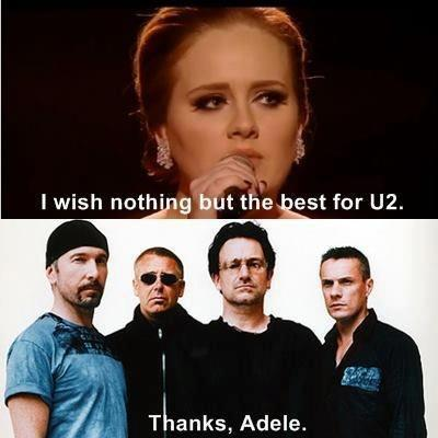 thanks adele