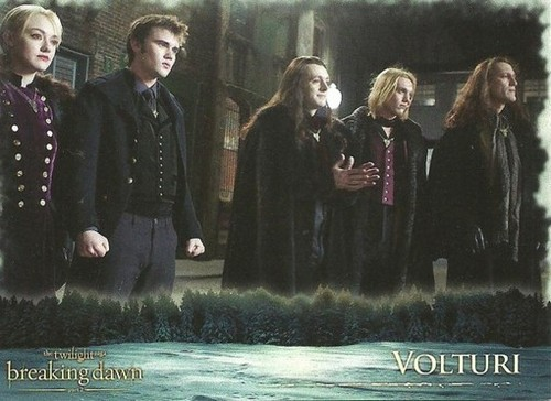the Volturi,BD part 2